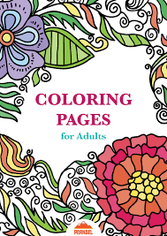 file printable coloring pages for adults free coloring