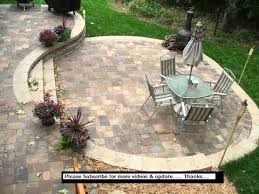 Paved Garden Design Ideas Landscape Pavers Design Pavers Landscape Design Ideas