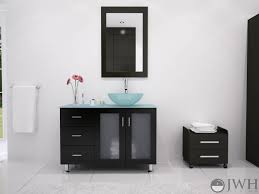 Modern Vanity Bathroom by Jwh Living Furniture By Category Shop By Size 39 Inch