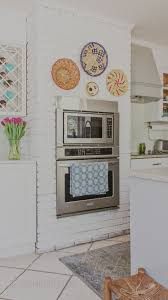 Kitchen Gallery Wall by Diy Boho Basket Gallery Wall On The Cheap And Easy