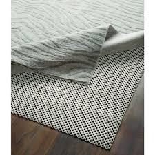 safavieh martha stewart white 3 ft x 5 ft rug pad msp111 3set2
