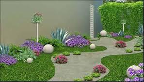 imagenes de jardines pequeños con flores diseño de patios y jardines