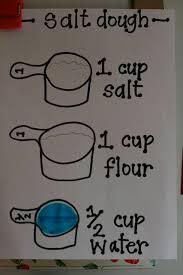 salt dough handprints salt dough class projects and craft