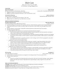Teamwork Skills Examples Resume by 100 Resume In Marketing Cover Letter Medical Journal