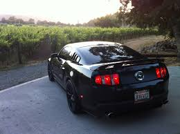 Pictures Of Black Mustangs Image Seo All 2 Black Mustang Post 11