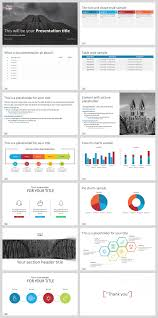 powerpoint template design services