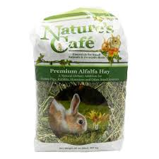 Small 2 by Nature U0027s Cafe Alfalfa Bale 2 Pound For Small Pets Small An Food