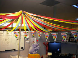 Office Decorating Themes - office design halloween office cubicle decoration ideas