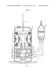 variable capacity rotary compressor and air conditioning system