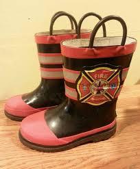 Firefighter Station Boots Canada by 61 Off Joseph Allen Kid U0027s Ja4314 Boys Fireman Rain Boots Kids