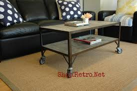 Industrial Accent Table Side Tables U2013 Vintage Industrial Furniture
