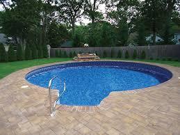 Inground Pool Ideas 326 Best Pool Ideas Images On Pinterest Backyard Ideas Small