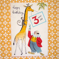 giraffe birthday card birthday card giraffe stock images royalty