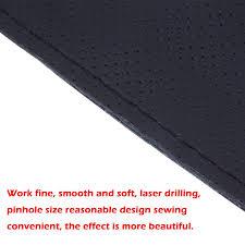 lexus laser key cutting toronto lemonbest u0026reg universal leather car steering wheel cover anti