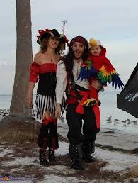 Halloween Costumes Parrots Pirates Parrot Family Costume Halloween Costume