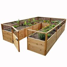 super cool raised garden beds delightful ideas 1000 ideas about
