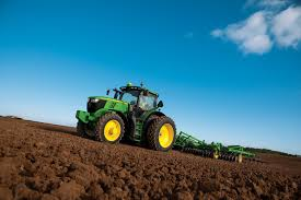 more horsepower and comfort for 6r series row crop tractors