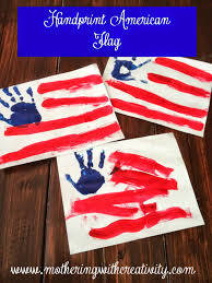 an easy american flag craft for kids it uses sticks and twigs
