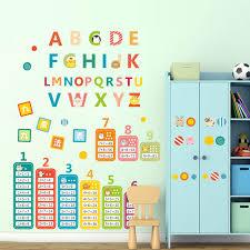 multiplication tables for children children teaching tools animals english alphabet nine multiplication