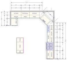 how to plan kitchen cabinets kitchen cabinet floor plans rapflava