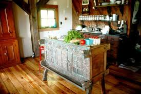 antique kitchen island table furniture decor trend antique