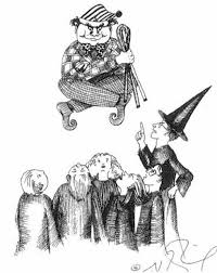 j k rowling releases her early sketches of the harry potter