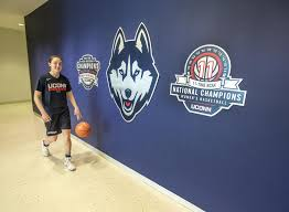 for a small town cape a taste of the big time at uconn the