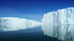frozen landmass arctic stock footage video 1641166