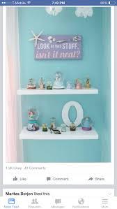 215 best ryleigh grace images on pinterest baby girls girls ariel theme little mermaid bedroomlittle