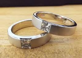 cin cin nikah cincin kawin nida palladium 50 cincin kawin emas