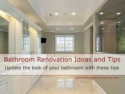 bathroom renovation ideas and tips bathroom makeover