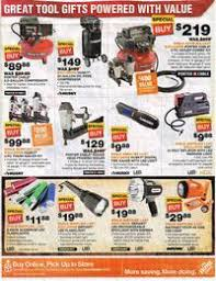 home depot tool black friday home depot black friday 2012 ad scan