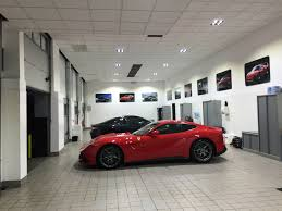 Ferrari Showroom Lighting Charnwood Electrical