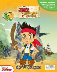 disney jake land pirates busy book phidal