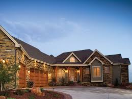 craftsman house plans with basement rustic craftsman house plan has great curb appeal plan 101s 0015