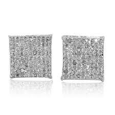real diamond earrings mens diamond earrings mens hip hop earrings real diamond earrings