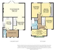 Apsley House Floor Plan 4 Bedroom Semi Detached House For Sale In Newell Road Hemel