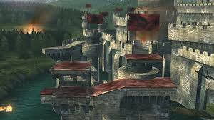 castle siege flash image 640px ssbb castle siege stage png fantendo nintendo