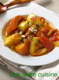 cuisiner les l馮umes d hiver potimarron et légumes d hiver aux épices façon tajine une autre