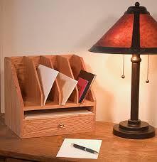 fine woodworking taunton free desk organizer plans wood