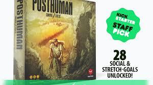 posthuman by mr b games u2014 kickstarter