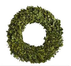 boxwood wreaths how to make an outdoor boxwood wreath