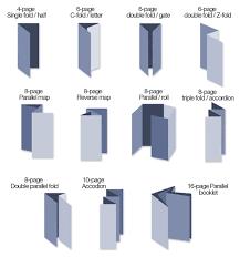 6 panel brochure template brochure fold design inspiration unique folds