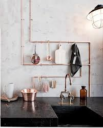 Faucet Pipes 19 Amazing Kitchen Decorating Ideas Copper Faucet Pipes And Faucet