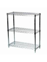 Metal Wire Shelving by Wire Shelving The Shelving Store