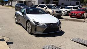 lexus north park service the lexus lc500 has arrived at lexus of orange park youtube