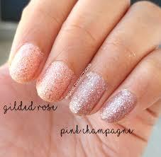 maybelline colorshow gold digger nail polish gilded rose 903