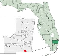West Coast Of Florida Map by West Park Florida Wikipedia