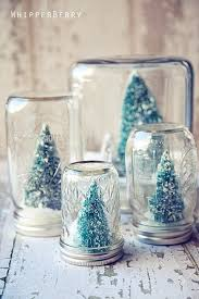 Decoration For Christmas Handmade by 25 Best Homemade Christmas Decorations Ideas On Pinterest