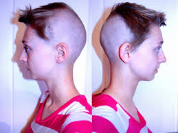 above the ear haircuts for women 50 shaved hairstyles that will make you look like a badass